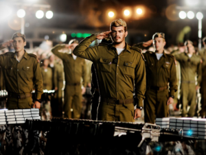 Soldiers of Israel