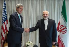 John Kerry and Iranian Leader