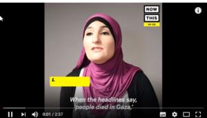 Sarsour lies
