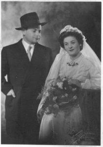 Holocaust Survivor Wedding