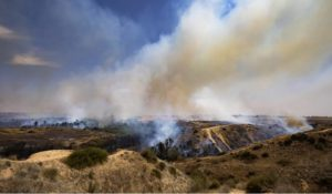 Arson attacks - Fire