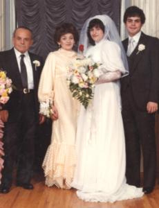 Wedding of Survivor's Son