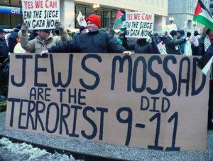 Classic Anti-Semitic Hate